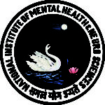 national institute of mental health and neuro science logo