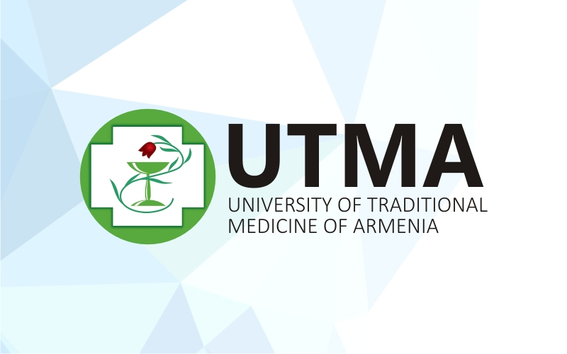 University of Traditional Medicine armenia logo